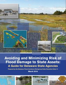Avoiding and Minimizing Risk of Flood Damage to State Assets