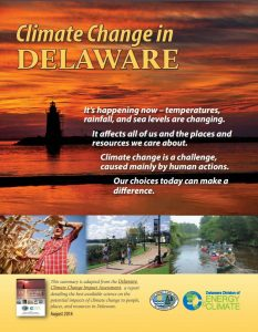 Climate Change in Delaware