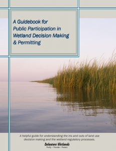 Wetland Decision-making Guidebook Cover