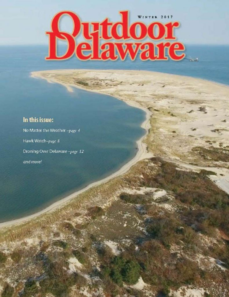 Winter 2017 Outdoor Delaware Magazine