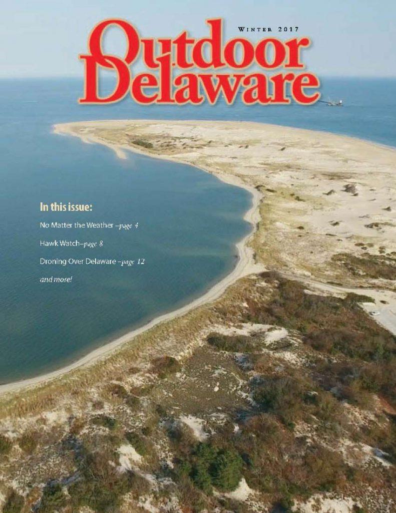 Winter 2017 Outdoor Delaware Magazine