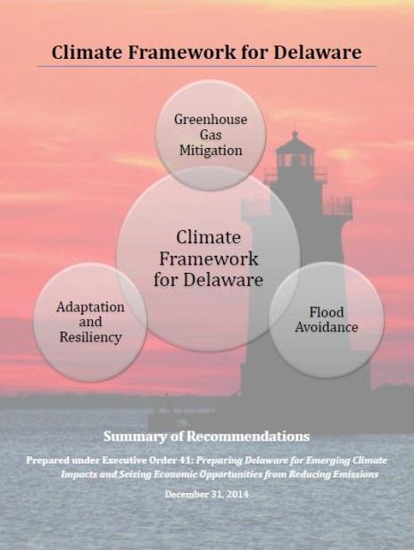 Climate Framework for Delaware