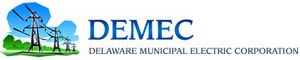 Delaware Municipal Electric Corporation Logo