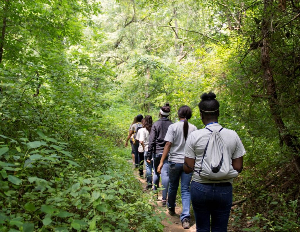 Delaware State Parks Youth Conservation Corps