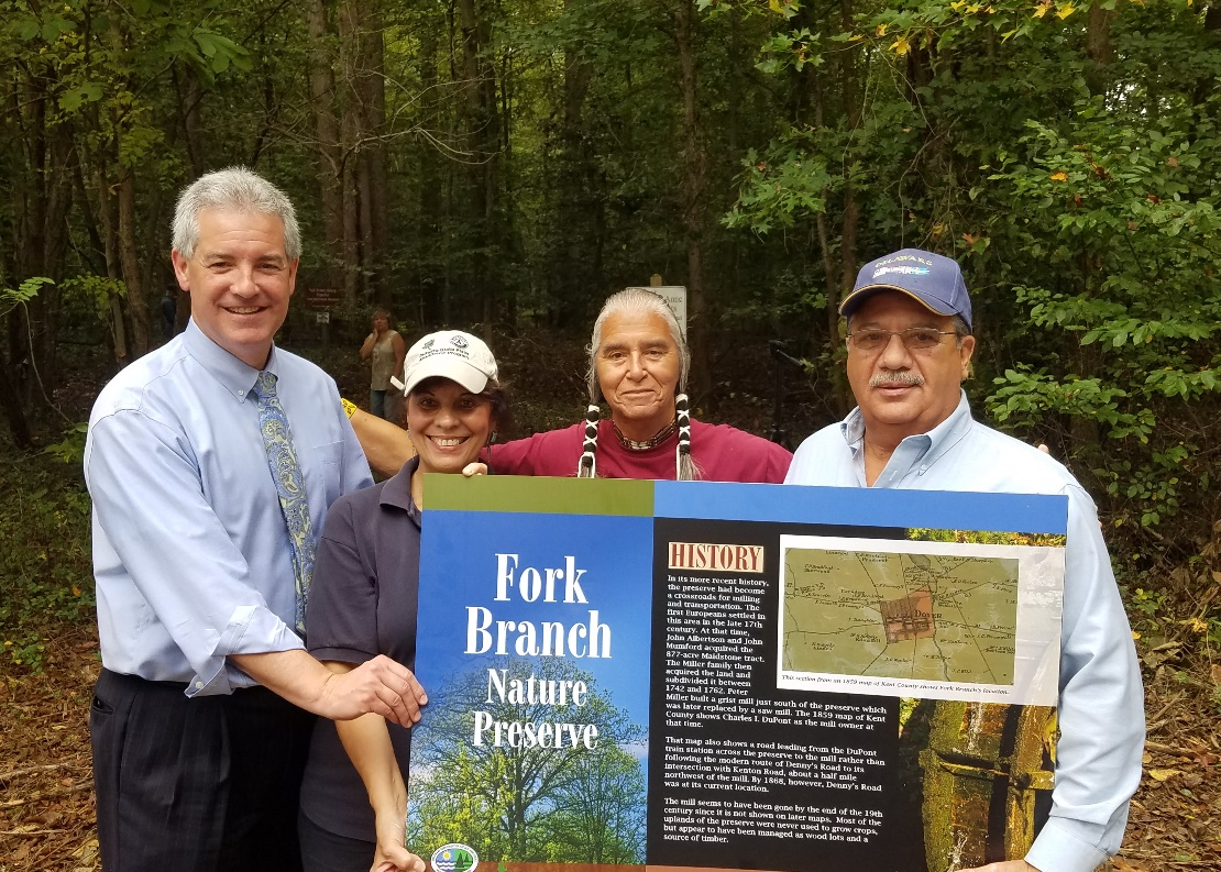 Fork Branch Trail Opening