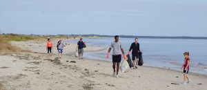 Milford Neck clean-up