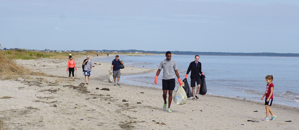 Milford Neck cleanup