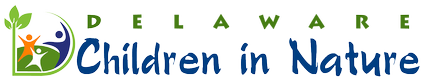 Delaware Children In Nature Long Logo
