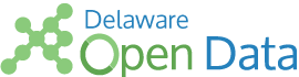 Delaware Open Data Logo