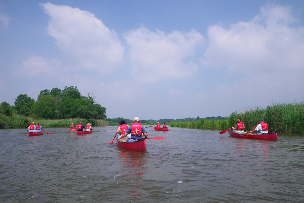 St. Jones River Canoe Trip