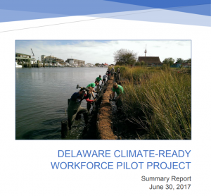 Climate Ready Workforce Cover