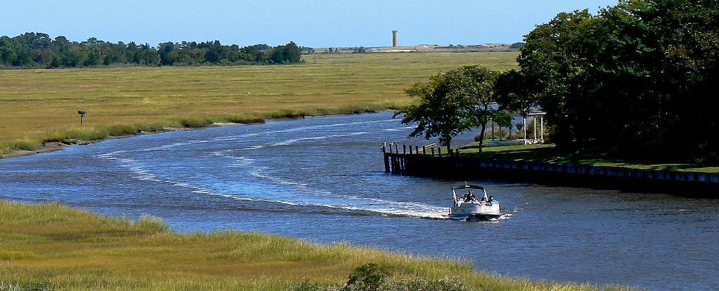 Boating, Lewes-Rehoboth Canal
