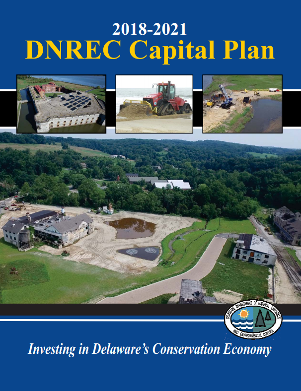 2018-2021 DNREC Capital Plan