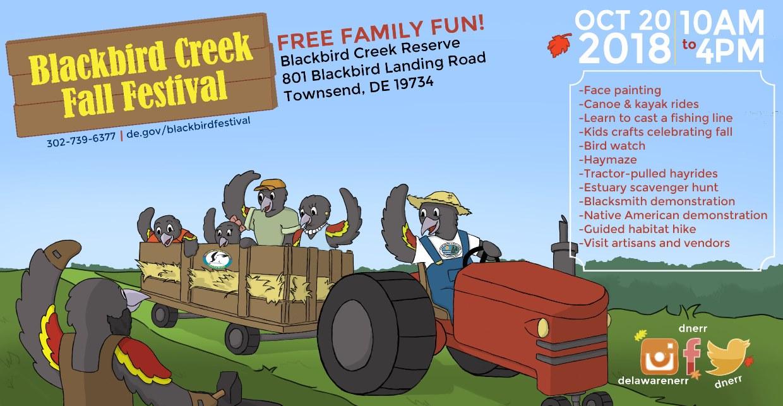 2018 Blackbird Creek Fall Fest