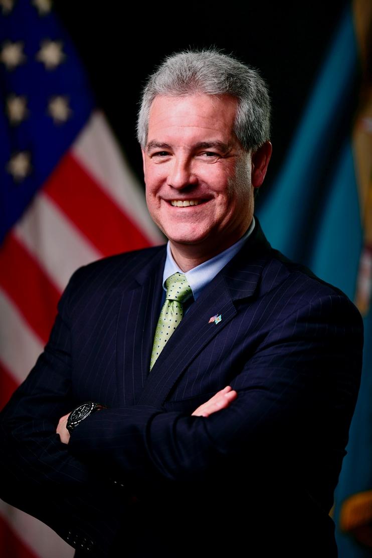 DNREC Secretary Shawn M. Garvin