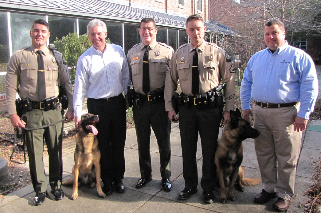 New K9 Officers
