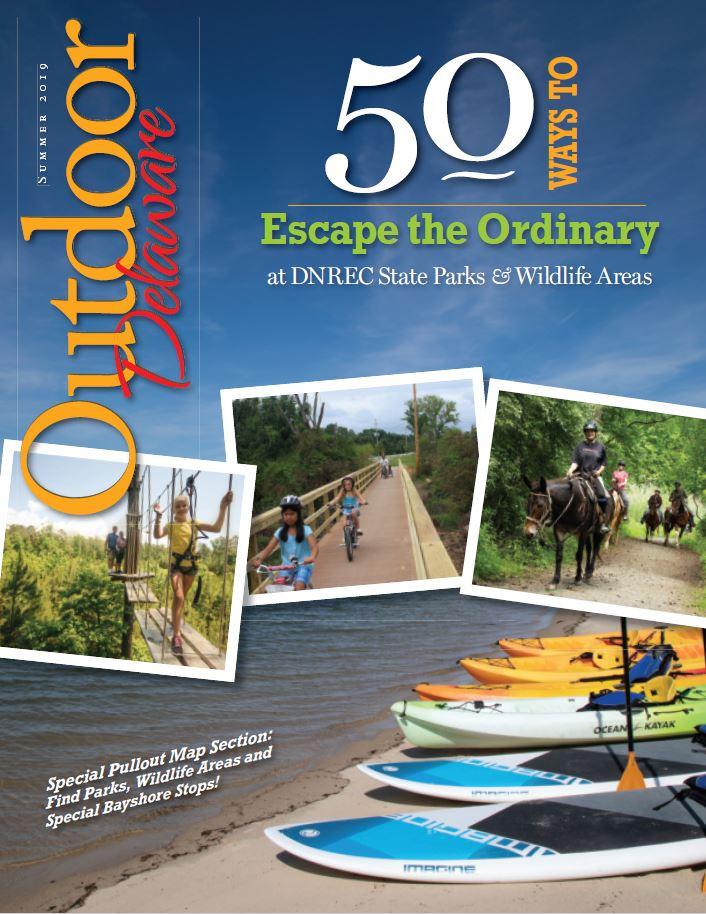 Summer 2019 Outdoor Delaware Magazine