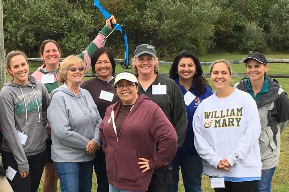 Archery Class