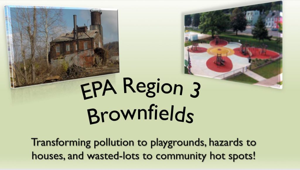 EPA Region 3 Brownfields