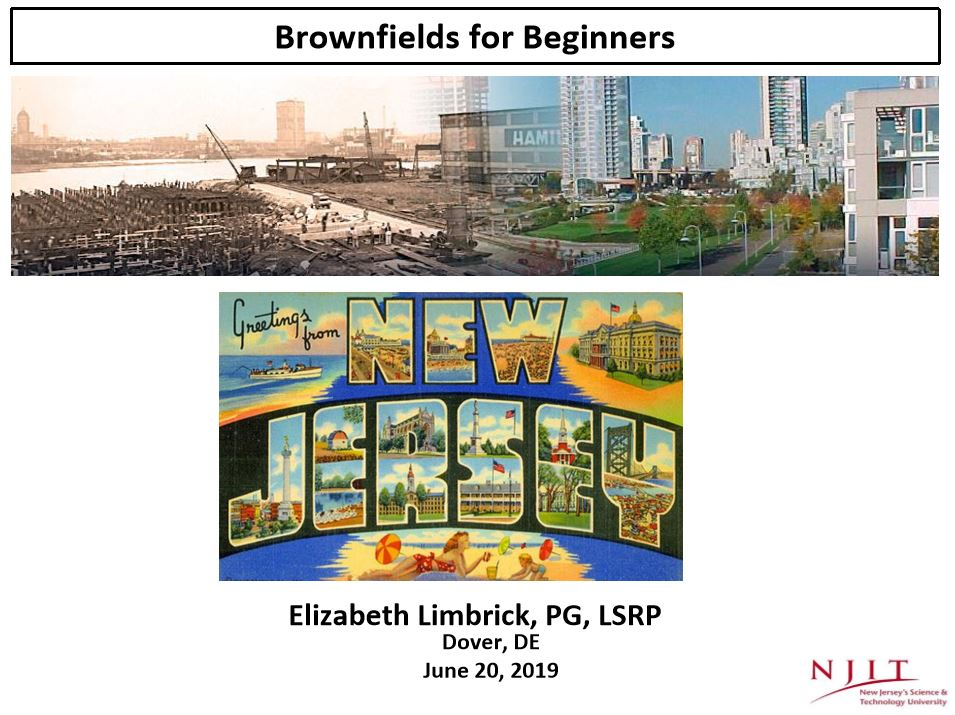 Brownfields for Beginners