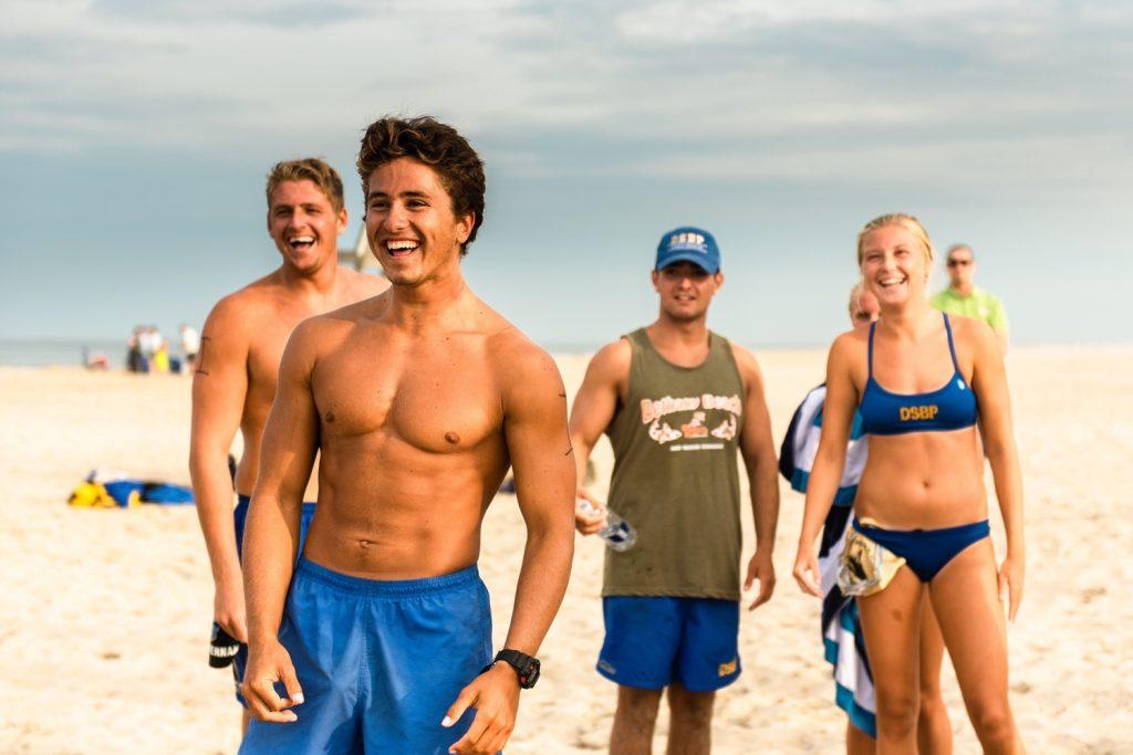 Beach Patrol Members