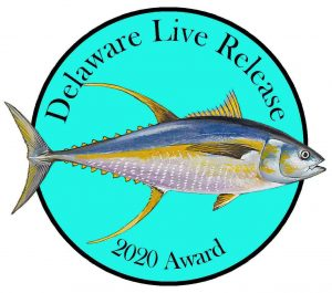 Live Release Saltwater Pin
