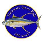 2020 Sport Fishing Saltwater Pin