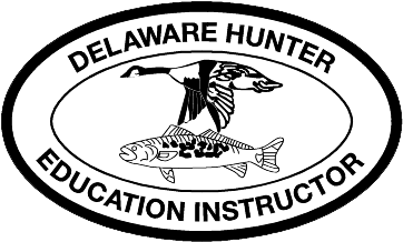Hunter Education Instructor Badge