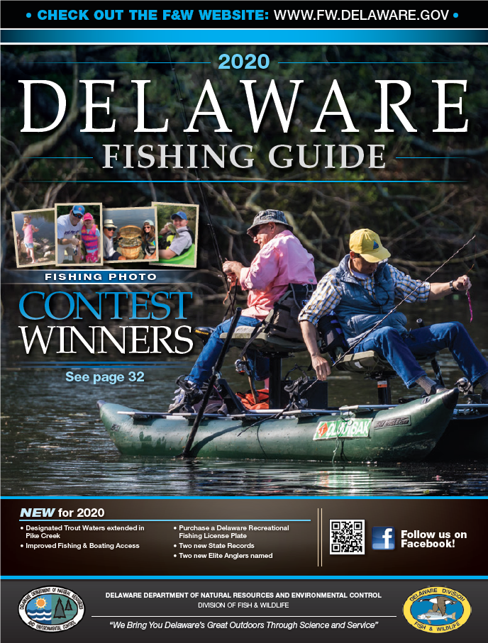 2020 Delaware Fishing Guide