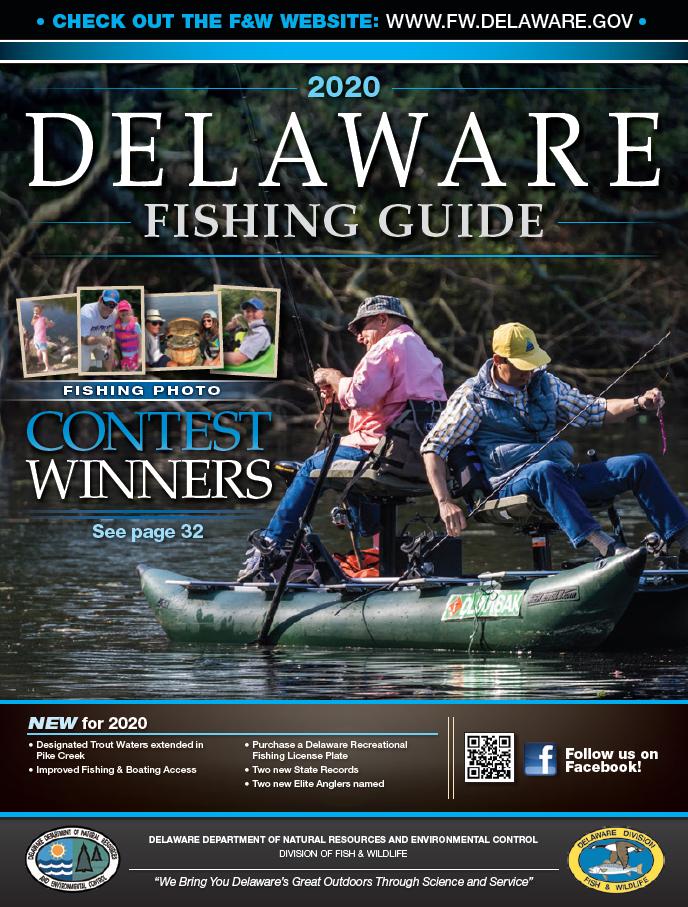 2020 Delaware Fishing Guide