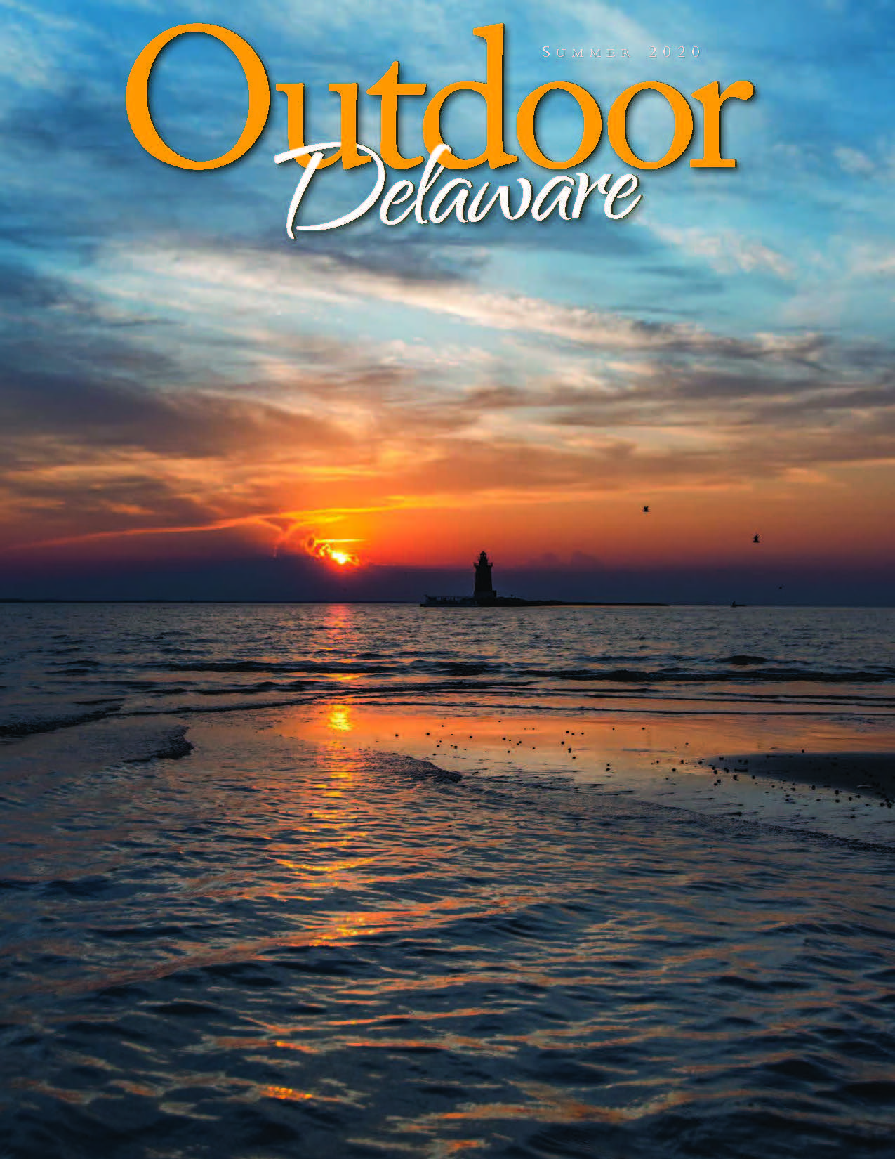 Summer 2020 Outdoor Delaware Magazine