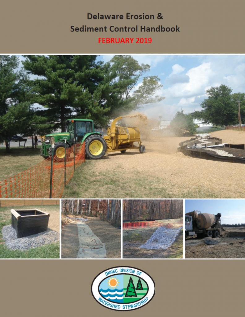 Erosion and Sediment Control Handbook Cover