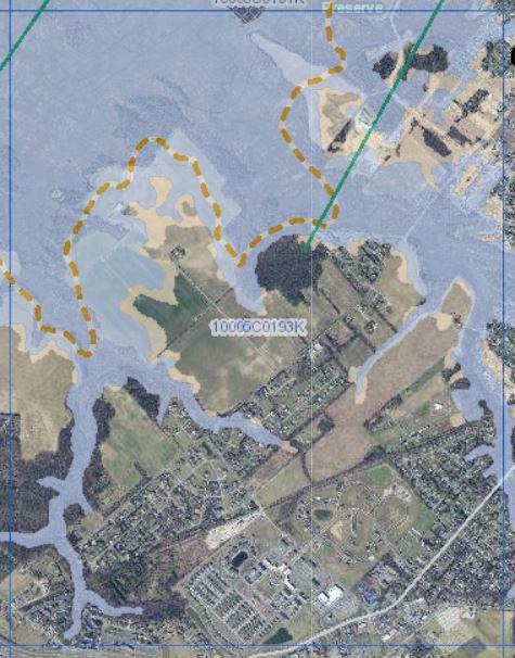 Delaware Flood Planning Tool