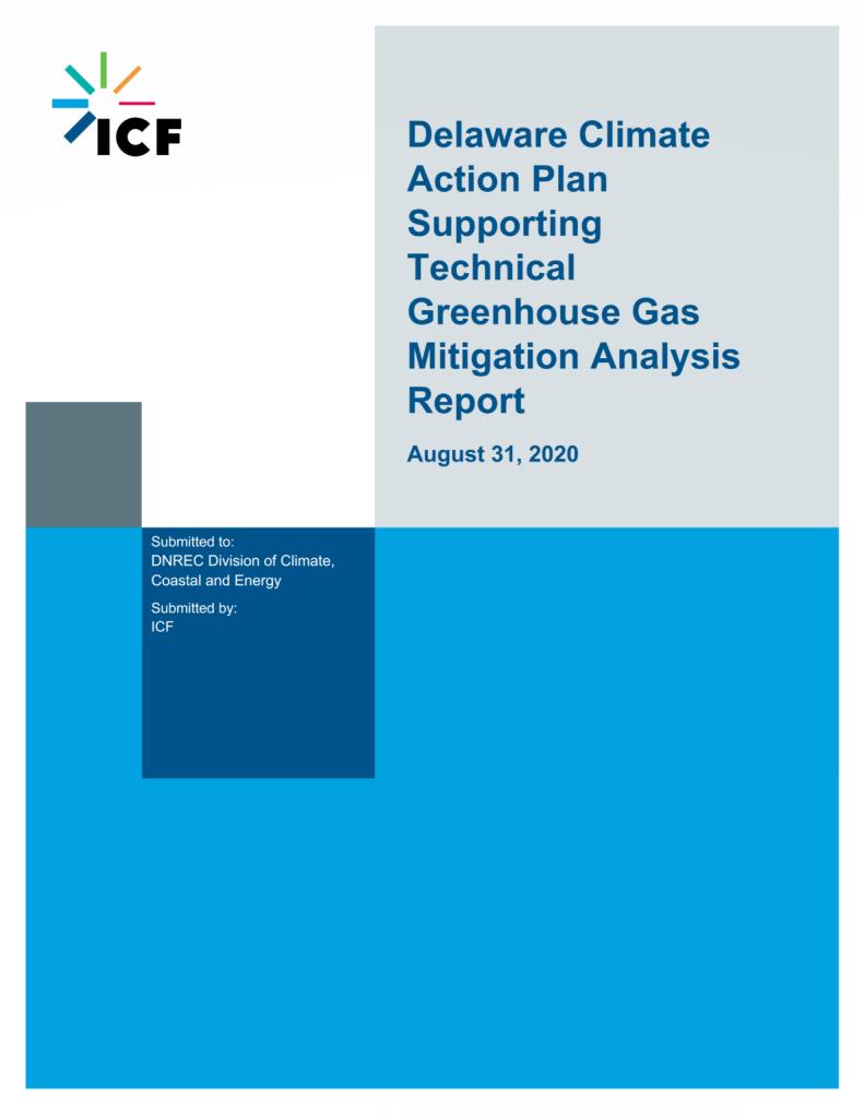Greenhouse Gas Study Full Report