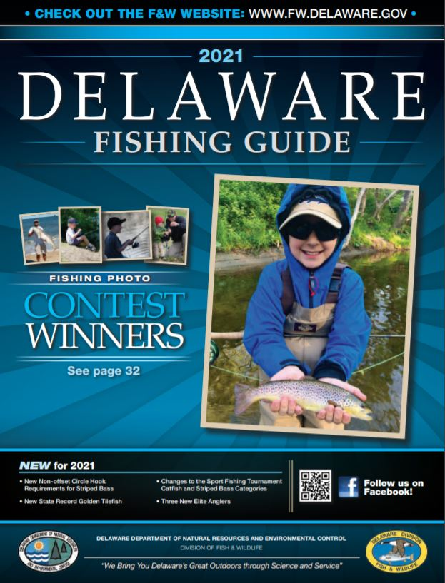 2021 Delaware Fishing Guide