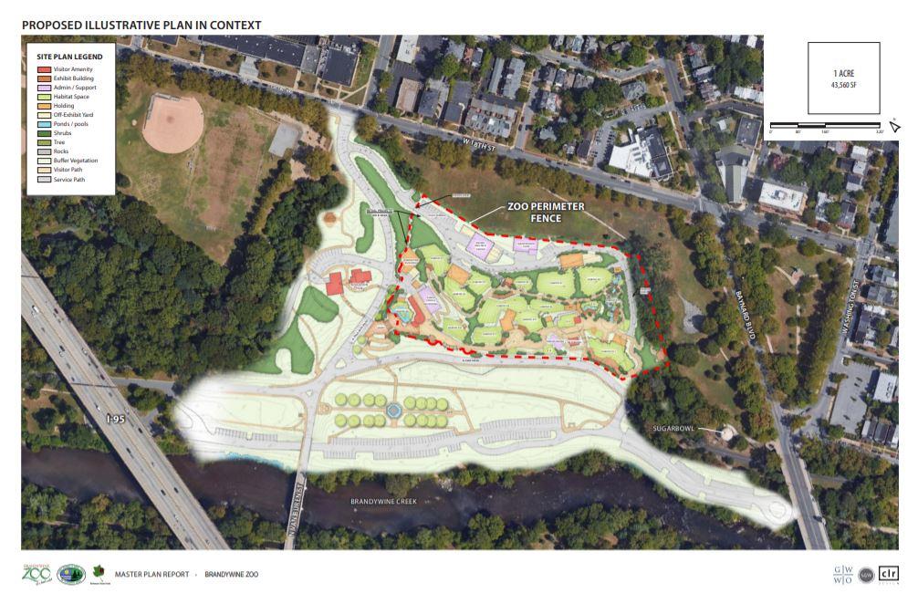 Brandywine Zoo Plan
