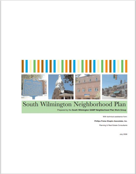 South Wilmington Special Area Management Plan