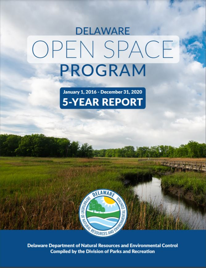 2020 Open Space Report Cover