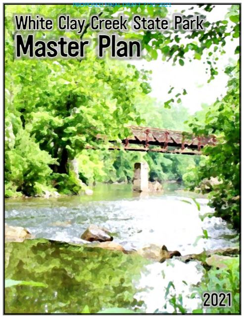 White Clay Creek State Park Plan Cover