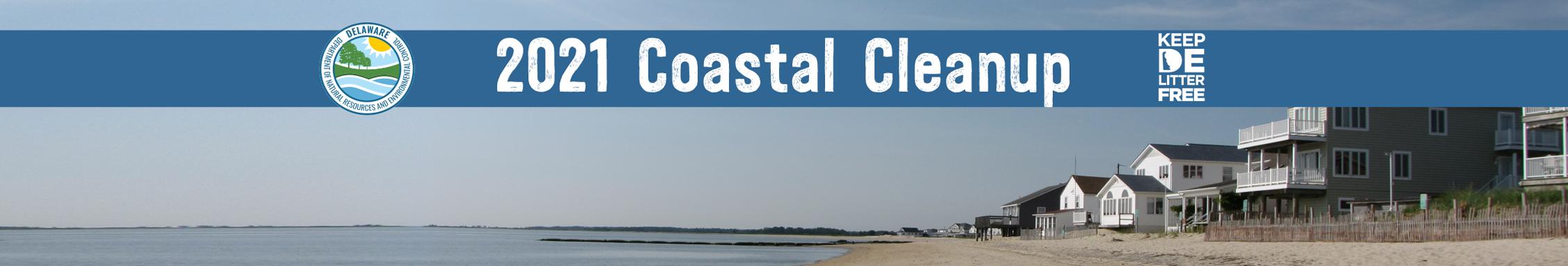 2021 Delaware Coastal Cleanup