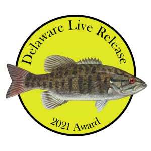 2021 Freshwater Live Release Pin