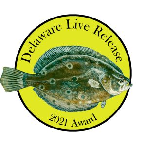 2021 Saltwater Live Release Pin