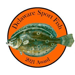2021 Saltwater Tournament Pin
