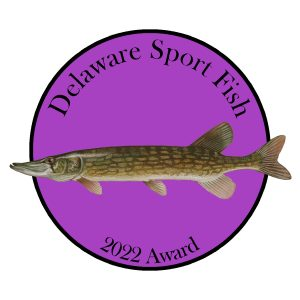 2022 Freshwater Sport Fish Pin