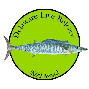 2022 Saltwater Live Release Pin