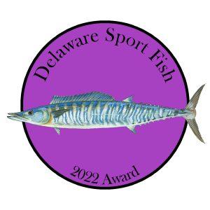 2022 Saltwater Sport Fish Pin